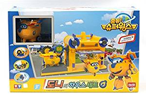 [SET] SUPER WINGS Super Wings makeover robot HOUSE PLAY SET House play set (Denis of the House [Donnie House]) [parallel import goods]