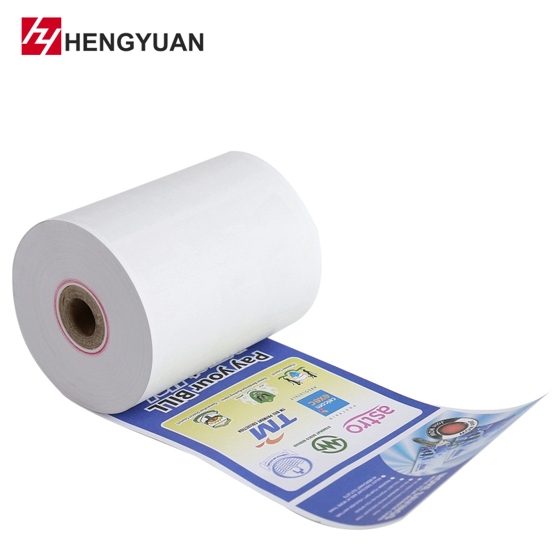 Stock Lot 80x80 Cashier Receipt Thermal Blank Paper Till Roll Termal 65gsm 55gsm