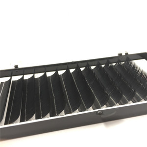 Best Quality Silk Individual Eyelash Extensions Glitter Lashes