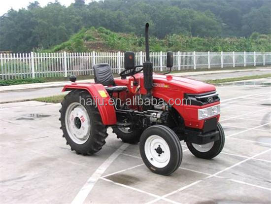 25hp mini john deere tractor with front loader in china