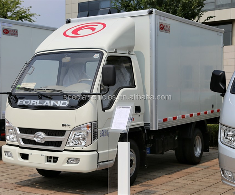 China Van Truck, China Van Truck Manufacturers and Suppliers