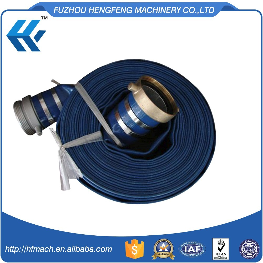 Hot Sale Quality 2 Inch Lay Flat Irrigation Hose Pvc Layflat Electrical Wire For Any Color