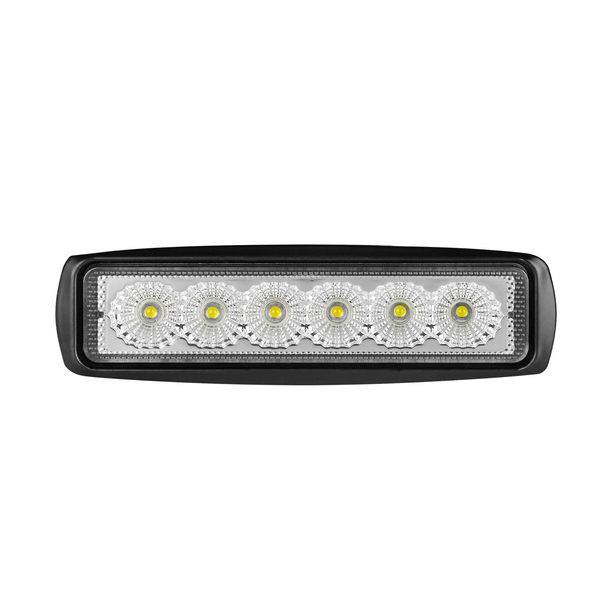 18 W Off Road 4x4 Araba led ışık Çubuğu