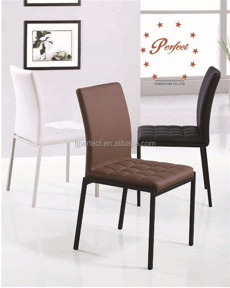 Cheap pure leather dining chairs restaurant furniture for Cheap leather chairs
