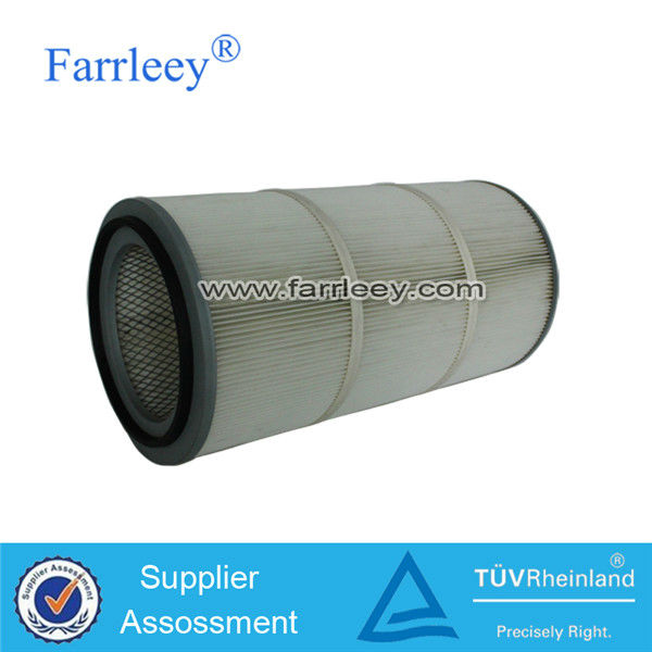 Farrleey Filter Cartridge With Polyester Media