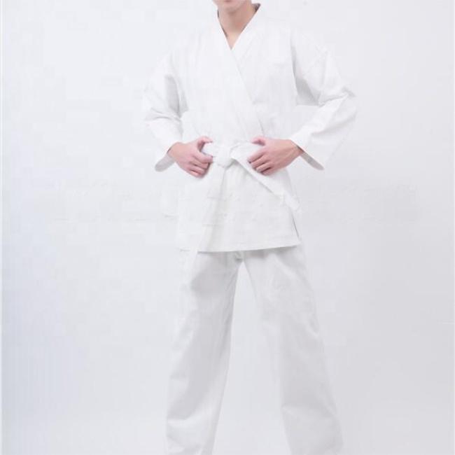 New 12oz Heavyweight Karate Gi Uniform Set Karate Martial Arts Gi
