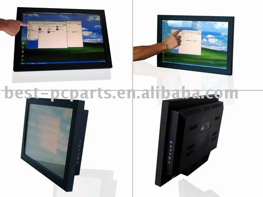 Awpc All In One Pc Tv Touch Screen Panel Pc Computer+wifi+ ...