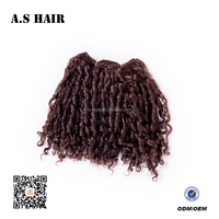 Favourable Synthetic Hair Havana Twist Curly Braid Weave Synthetic Hair Extension Marely Hair Braid