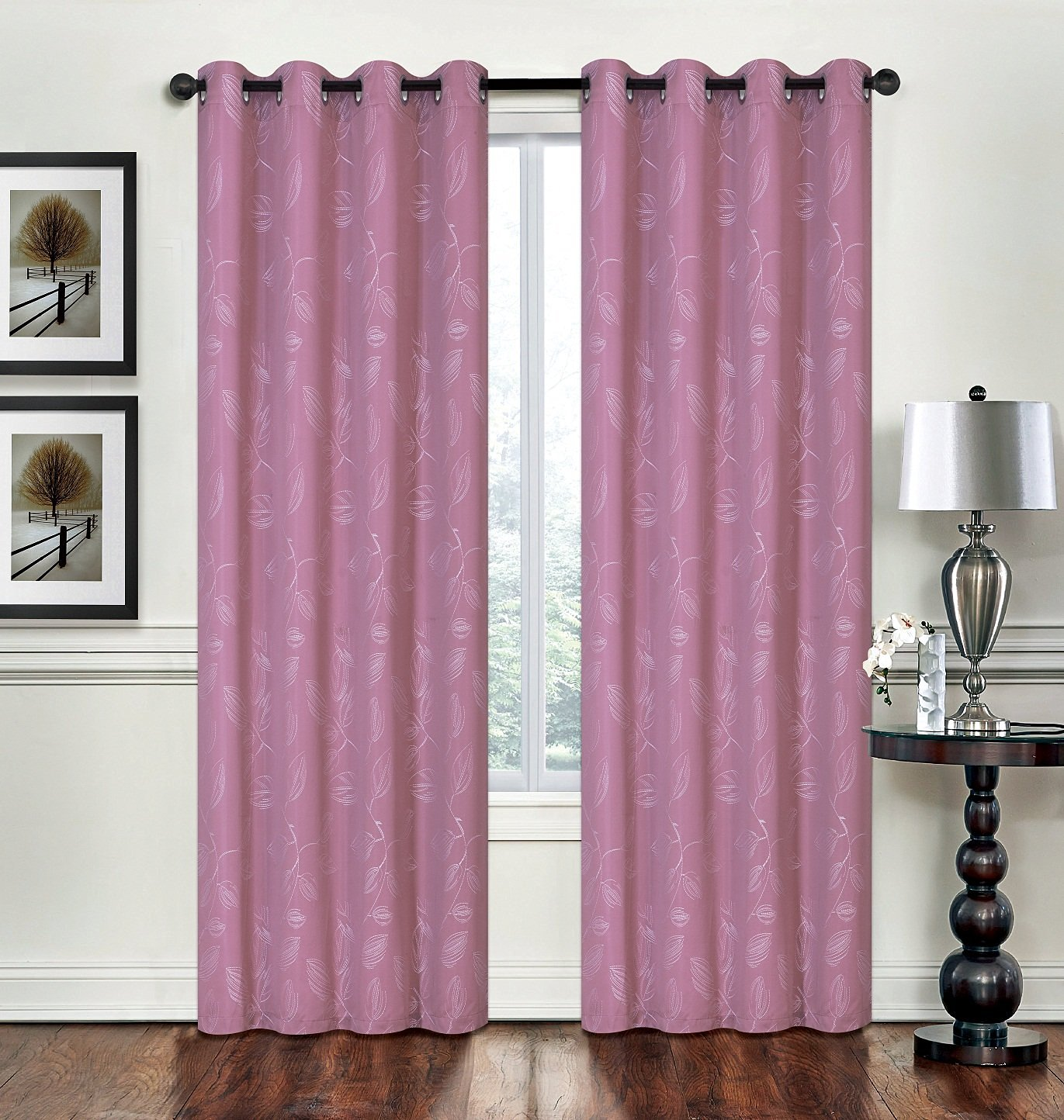 Cheap Mauve Curtains Find Deals On Line At Alibaba