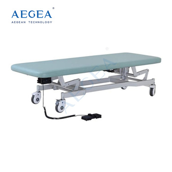 AG-ECC03 steel frame electric hospital couch medical examination tables