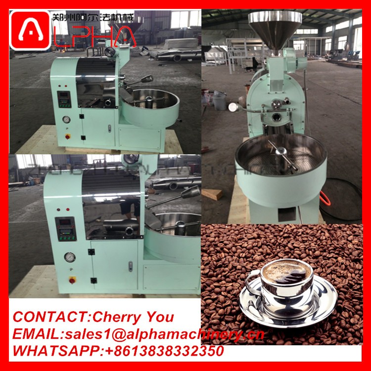 Commercial Coffee Roasters For Sale/roaster Coffee Machine/ Coffee ...