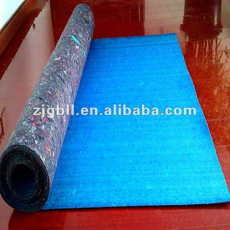 2mm 3mm Felt pad laminate underlay soundproof