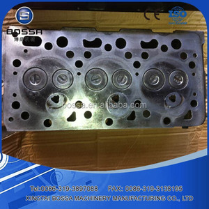 China manufacturer complete cylinder head