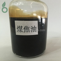 crude coal tar oil for carbon electricity generation
