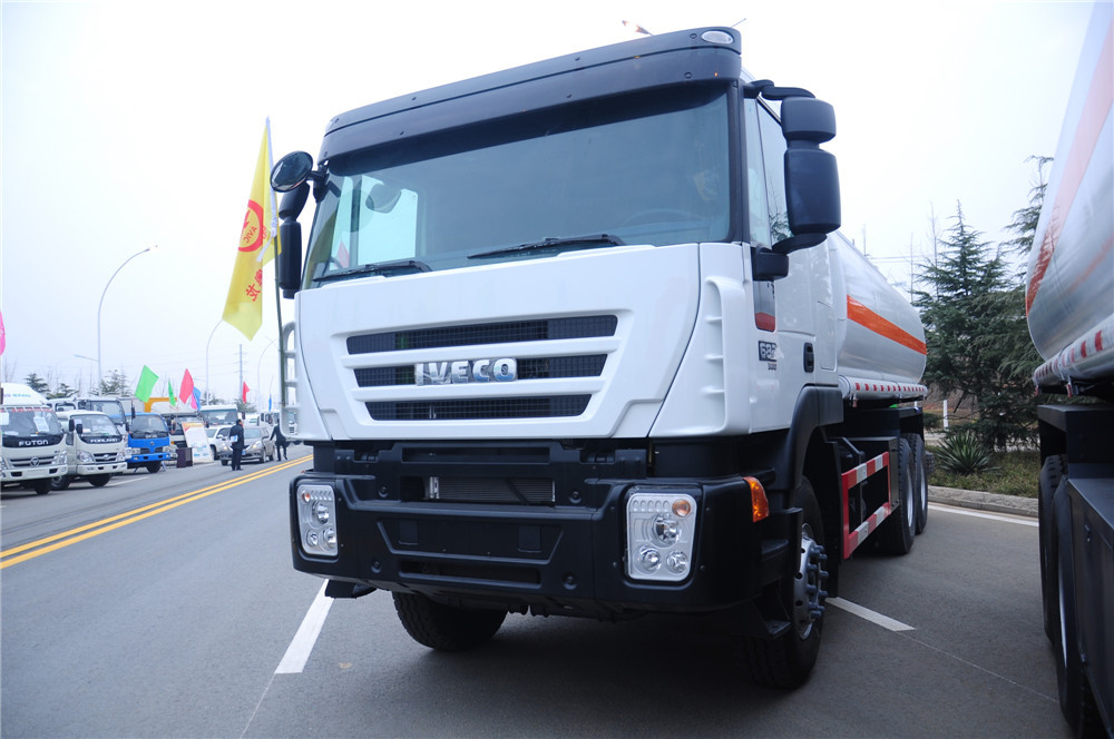 Hot sales in Malaysia tanker with big capacity truck automobile