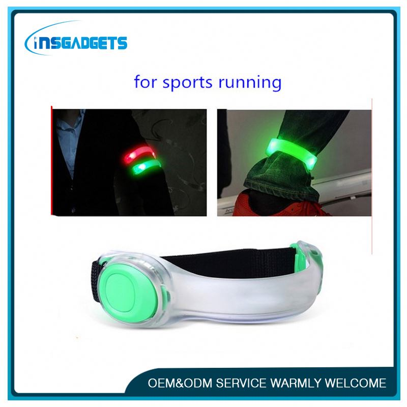 4cl93 Hot items led bracelet light wristband bracelet for outdoor activities