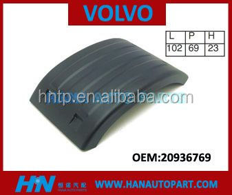 High quality VOLVO truck parts truck body parts Volvo REAR MUDGUARD 20936769 20722654
