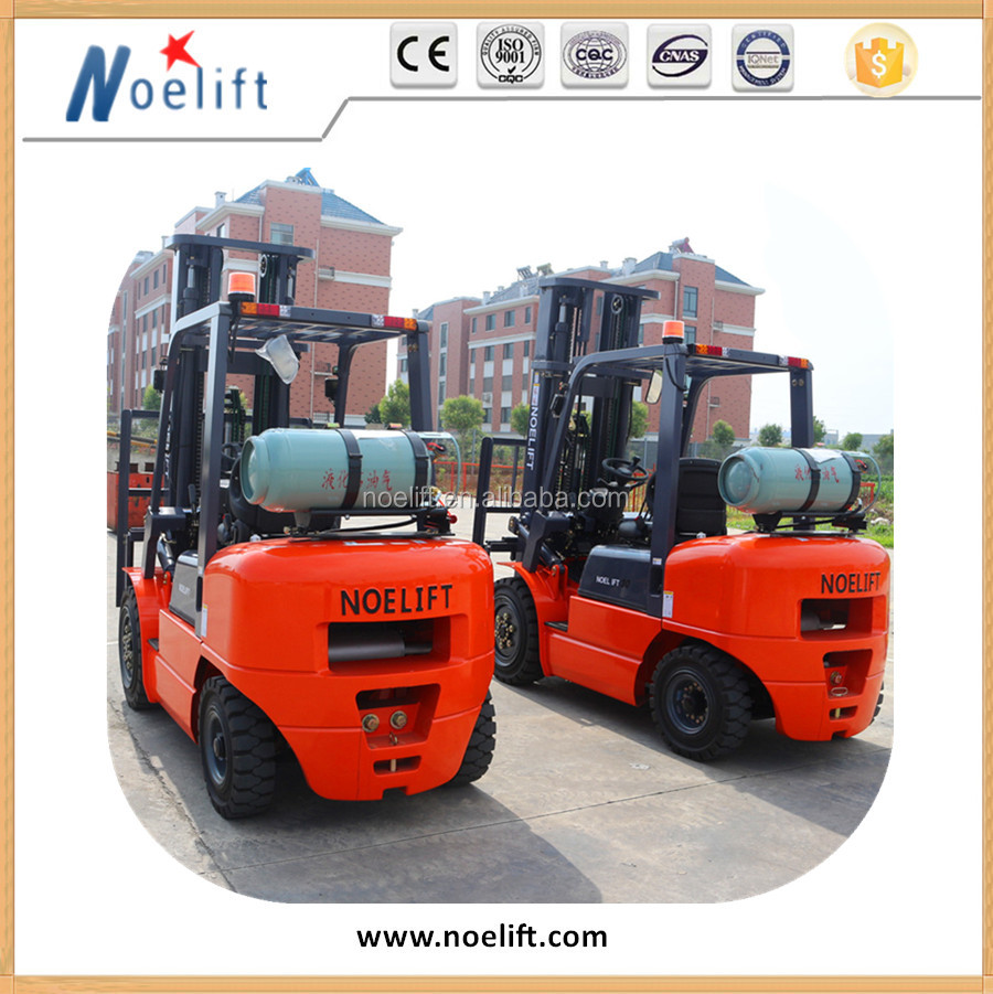 4.5 Ton Forklift LPG/Gasoline with 4.3 METER LIFT HEIGHT