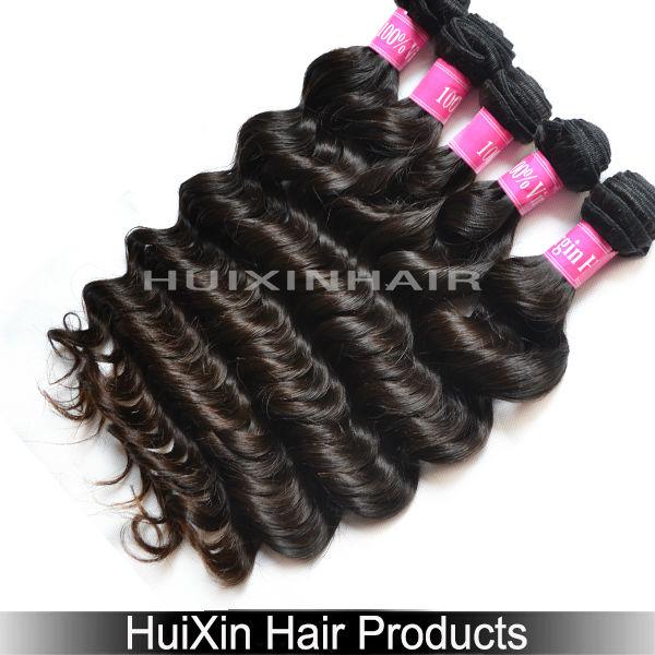 4 Human Hair Weaves Hair Extensions & Wigs Elegant Muses Malaysian Straight Human Hair Bundles Non-remy Virgin Human Hair Weave Extensions Natural Color Can Buy 3