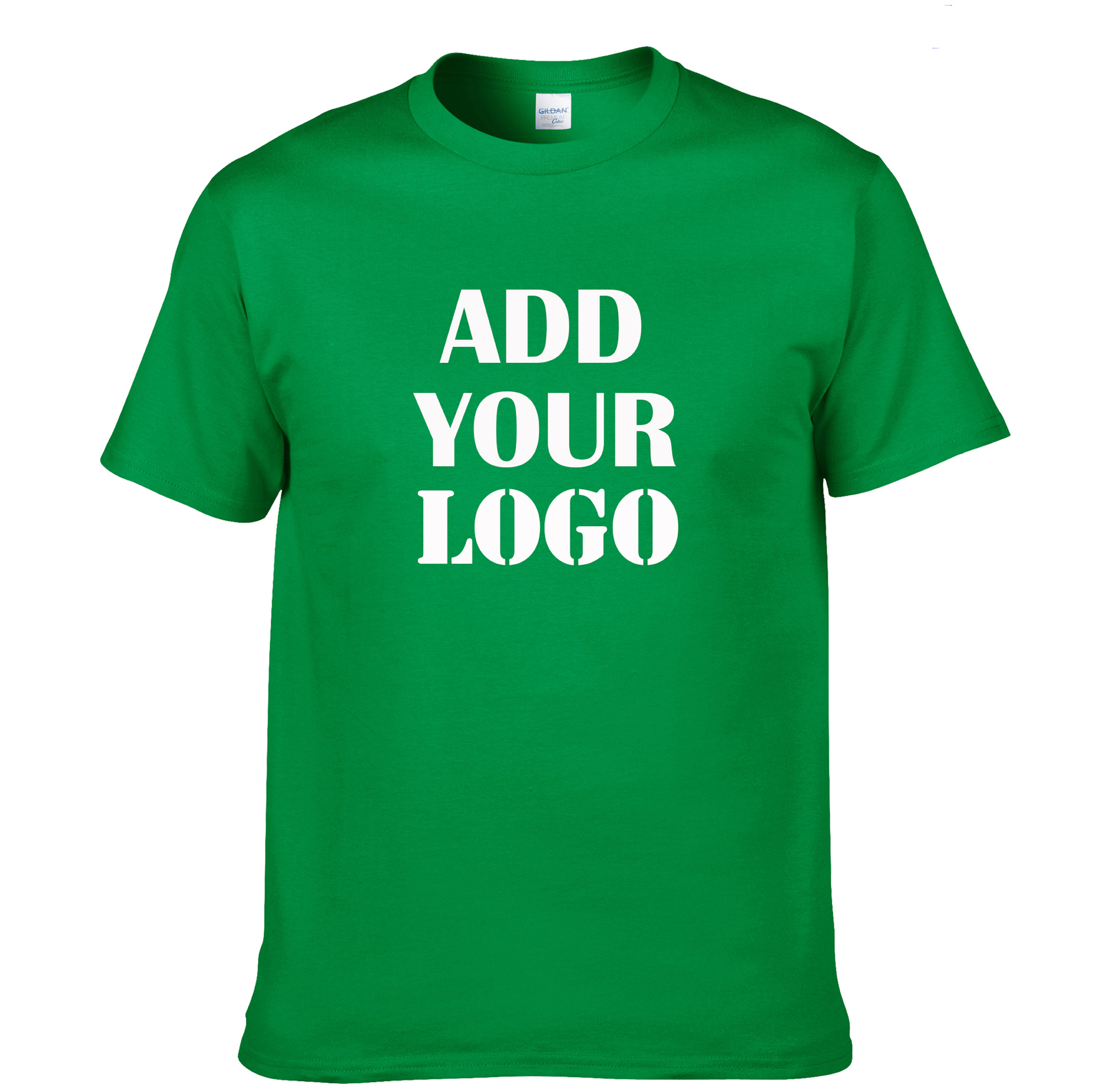 Free shipping high quality unisex t shirt 100% cotton , optional color t shirt printing custom t shirt with your logo