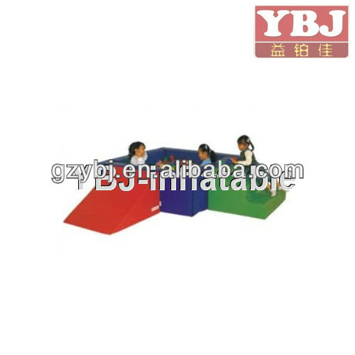 wholesale indoor inflatable ball pit for kids/inflatable ball pit pool