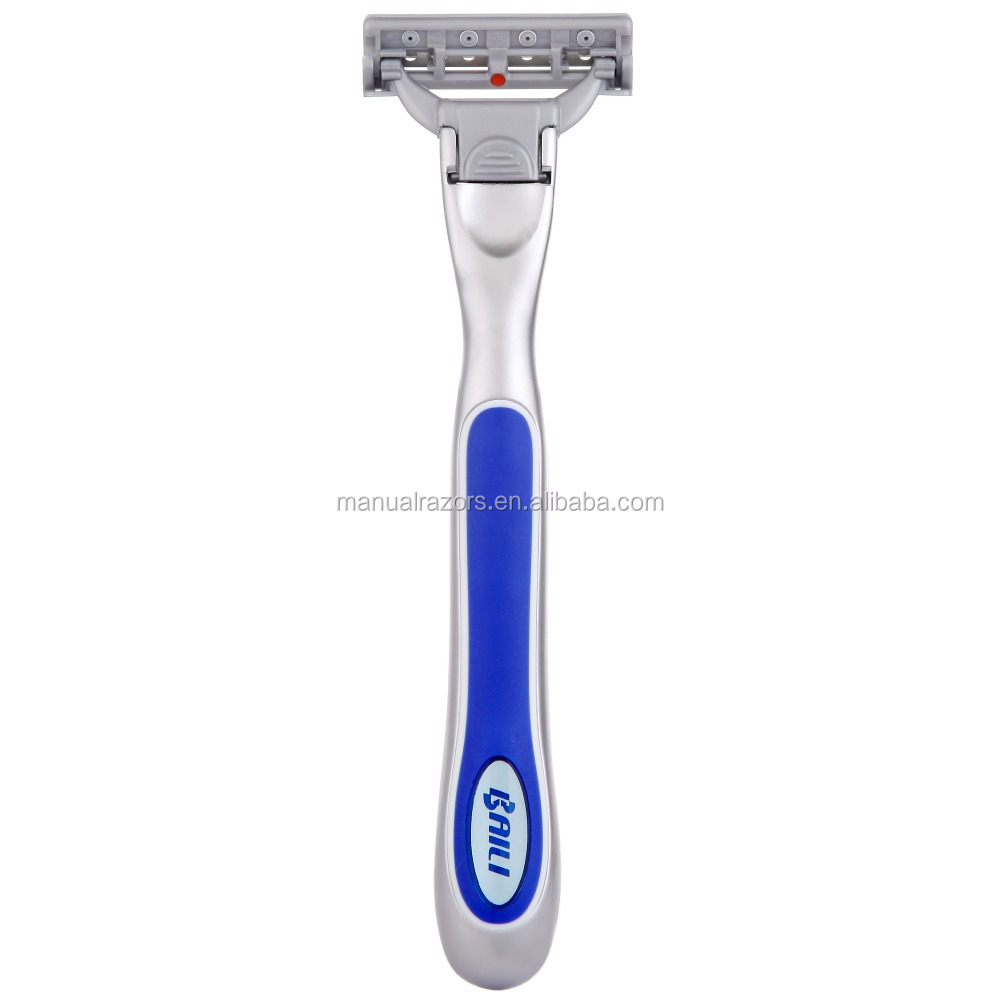 Shaver Razor Blue Handle No Lady Razor Blade