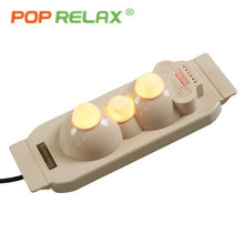 POP RELAX 3 ball Jade heating projector health care far infrared light wave prostate penis therapy machine handy massager heater