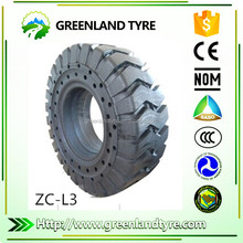 Rubber Solid Tyre/press on band solid tyre