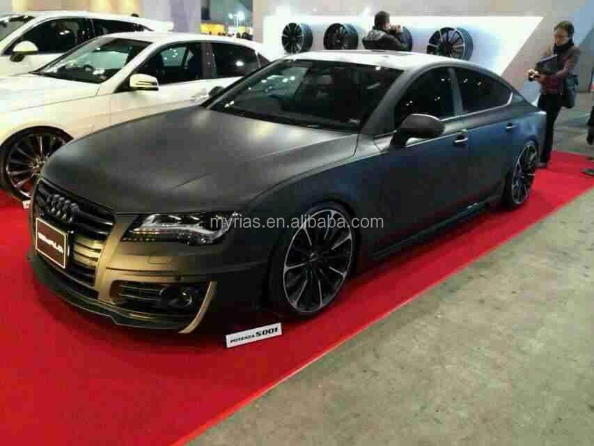 Wholesale New Arrival Bodykit For Audi A7 W Style Fiber Glass ...