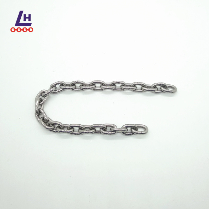 Australian Standard 304 Stainless Steel Regular Link Chain
