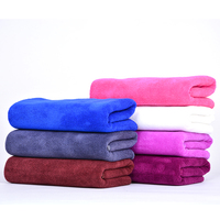 Wholesale custom microfiber cloth hair towel