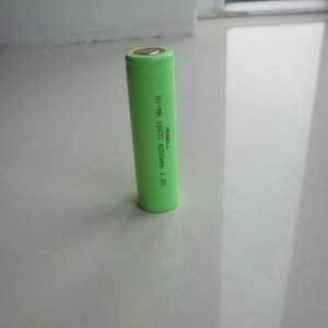 Low Self Discharge Rechargeable 18670 1.2V 4200mAh NIMH Battery For Camcorders