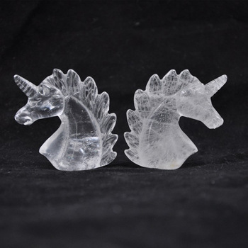 Factory direct supply handmade carving unicorns for gift Natural wonderful all kind of gemstone unicornss Decoration