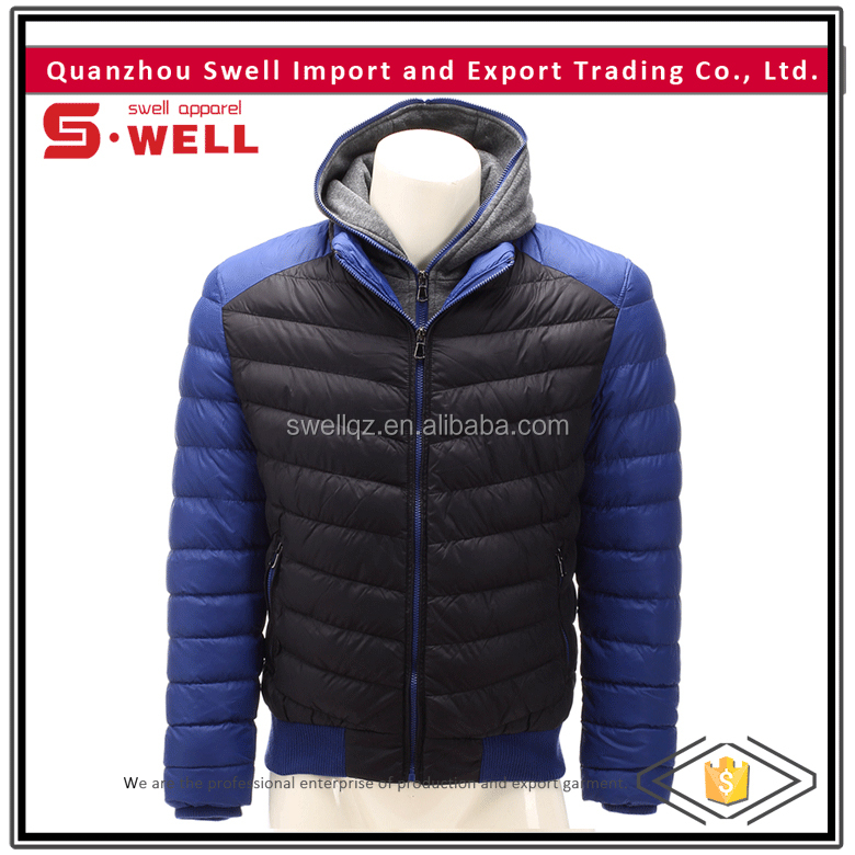 custom logo brand name winter super warm latest design jacket for men