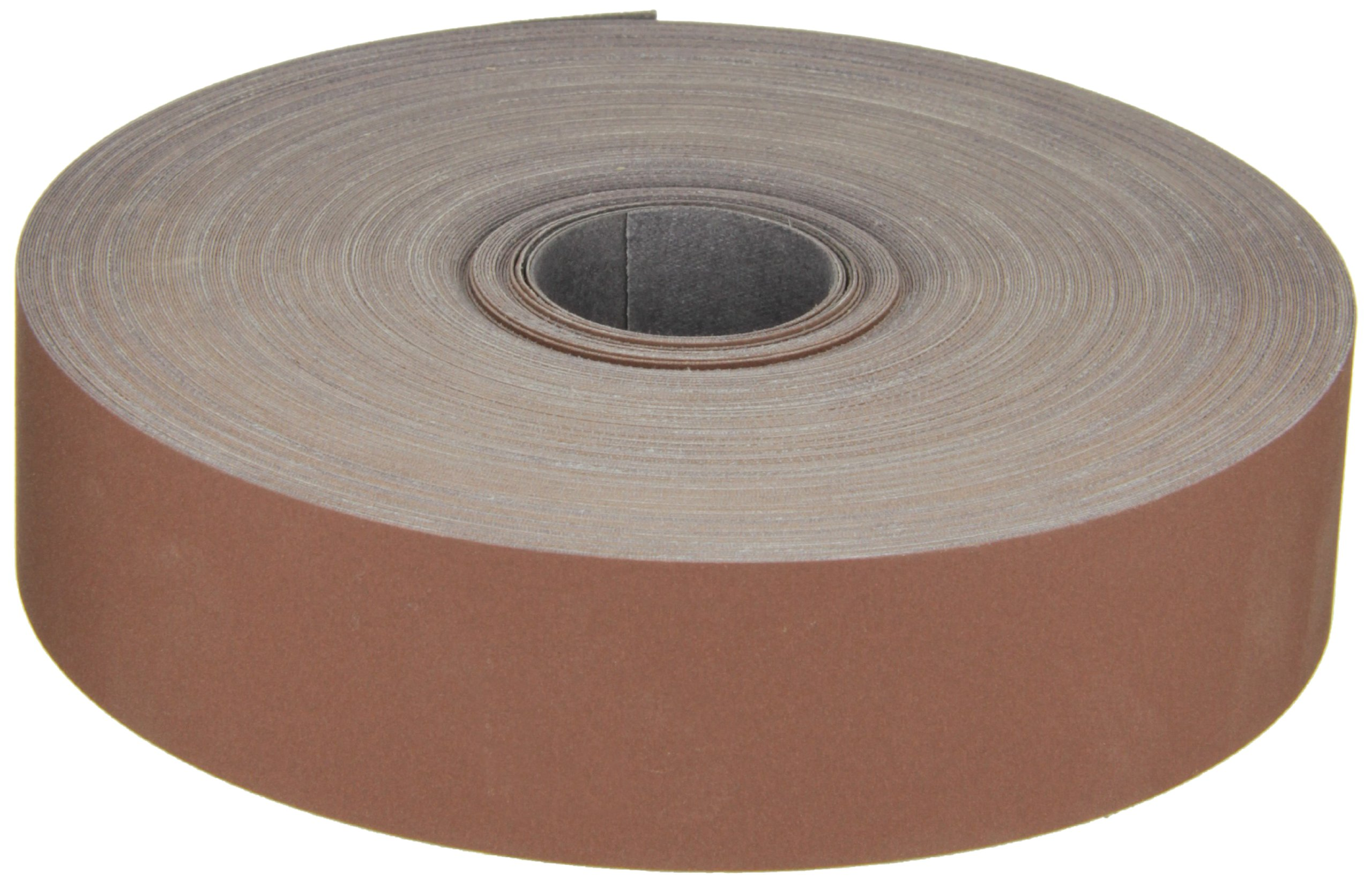 2 Width x 50 yds Length 3M Utility Cloth Roll 314D Pack of 1 Maroon Aluminum Oxide P120 Grit