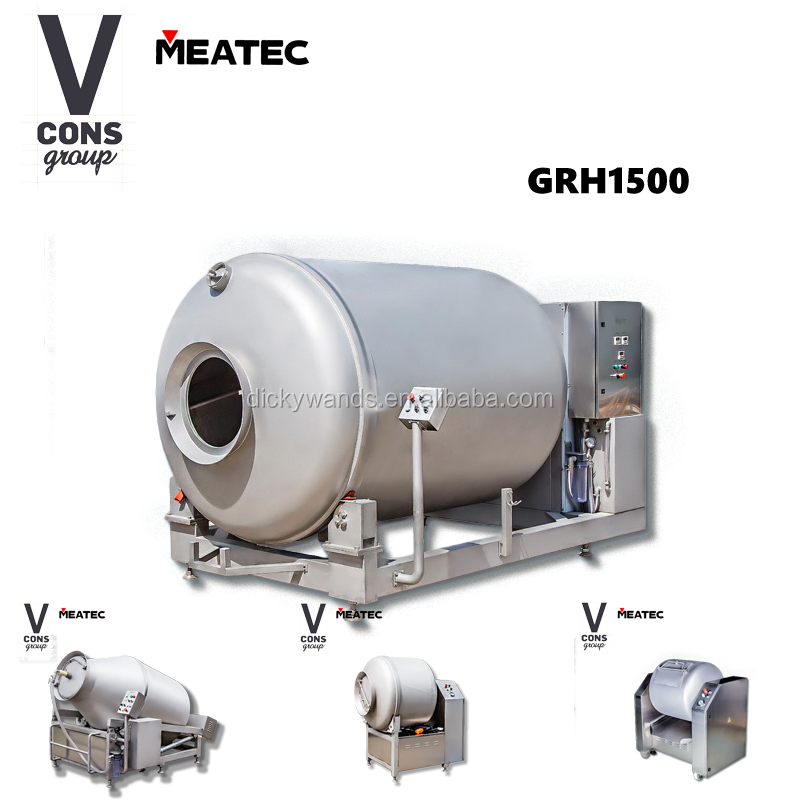 wholesale meat vacuum tumbling machine for meat processing