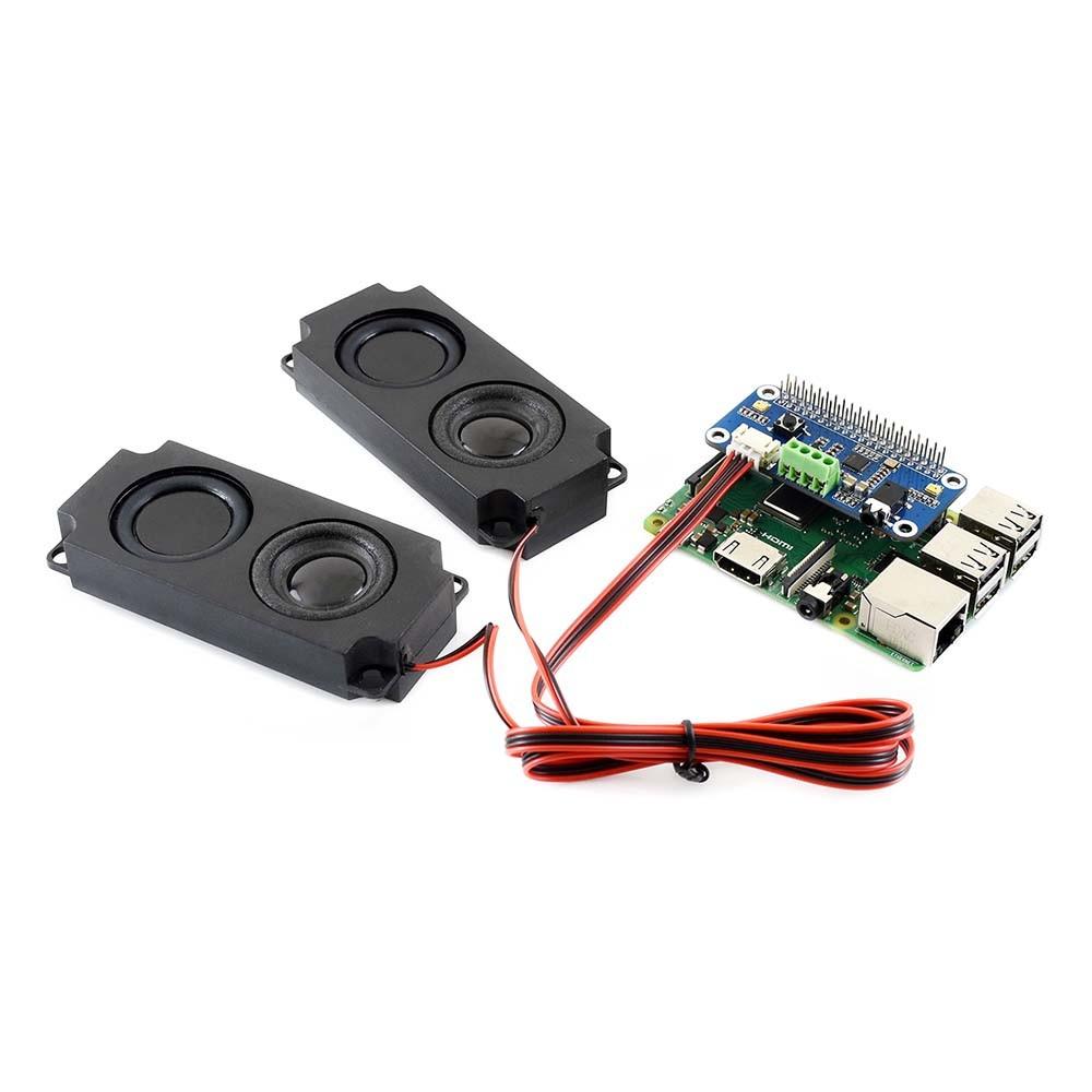 Wm8960 Hi-fi Sound Card Hat For Raspberry Pi Zero/zero W/zero  Wh/2b/3b/3b+,Stereo Codec,Play/record - Buy Wm8960 O Hat Product on  Alibaba com