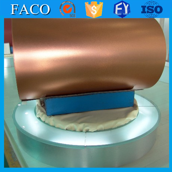 forest green of galvanized steel coil painting steel coil packing