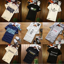 0.95 Dollars GDZW763 Yiwu Factory Produce Size M-XL Cheap Assorted Colors men clothes, clothes men, clothes