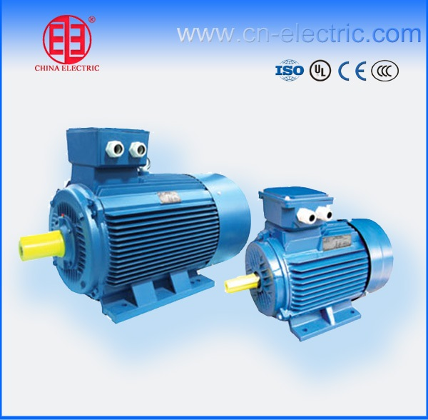 YE2 series 3 phase ac electric motor 65KW