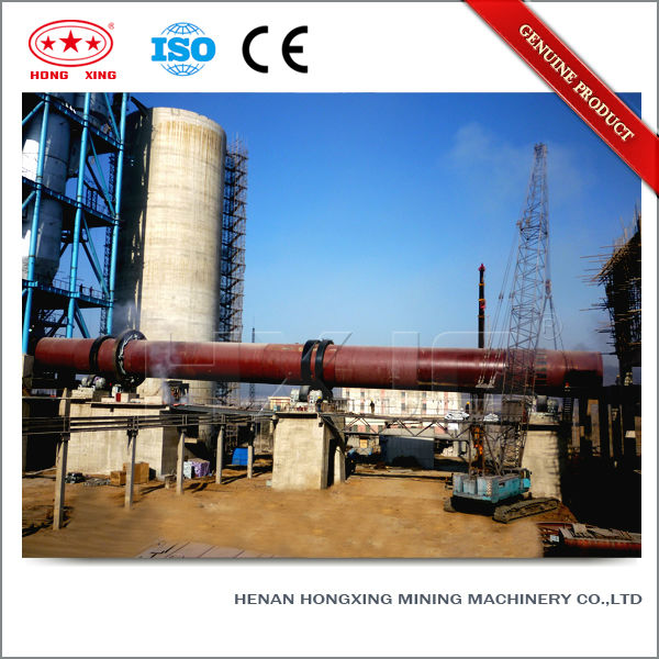 Famous brand low price hot sale rotary kiln for calcined dolomite
