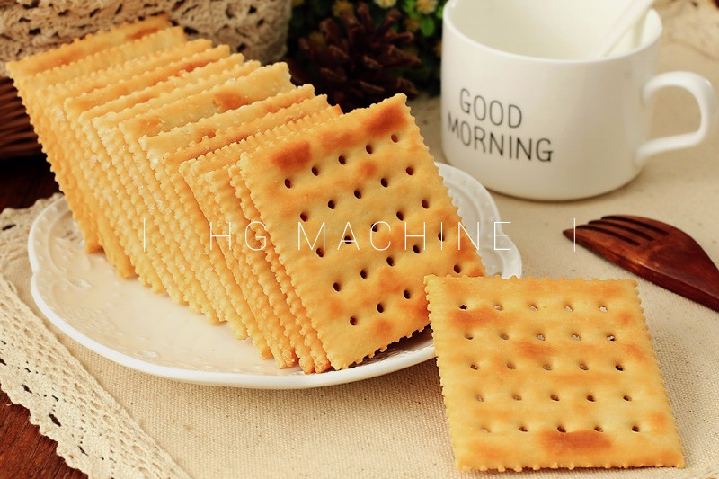 Automatic Chocolate Biscuit Production Line Hard Biscuit
