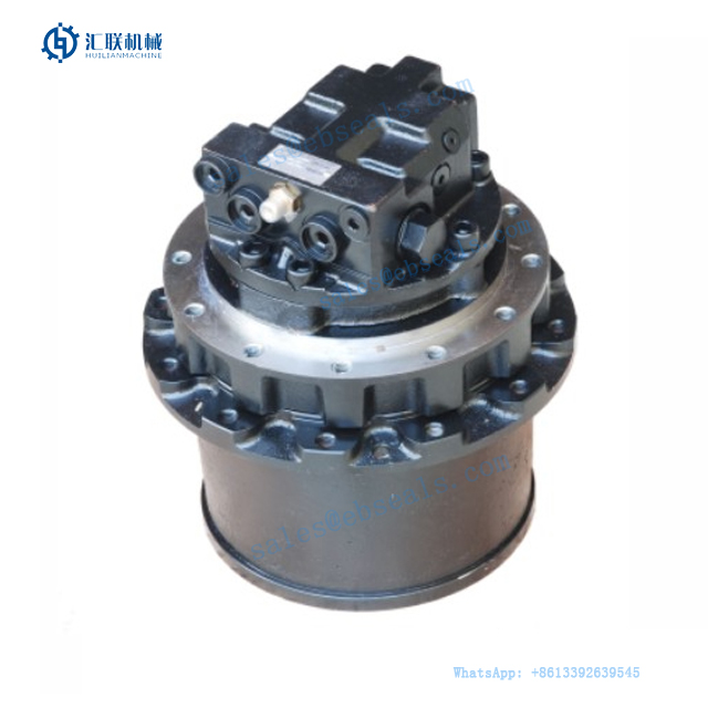 Excavator Travel Motor with Reductor Final Drive for Crawler Digger Track  Engine RV Gear Crank Shaft GM09