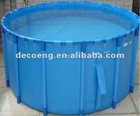 Fish Tank for Aquaculture or Fish Farm