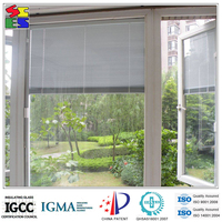 Good quality professional arch window sunshade roller shutters