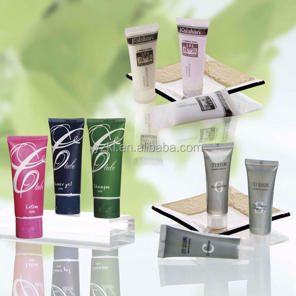 Airline & hotel cosmetics/new design frosted touch bottle of hotel/cosmetics use shampoo tube