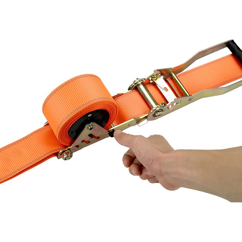 Retractable Ratchet Straps >> Gs Certified 50mm 2 2t Automatic Lashing Belt Retractable Ratchet Tie Down Strap Buy Retractable Ratchet Strap Retractable Tie Down Ratchet Tie