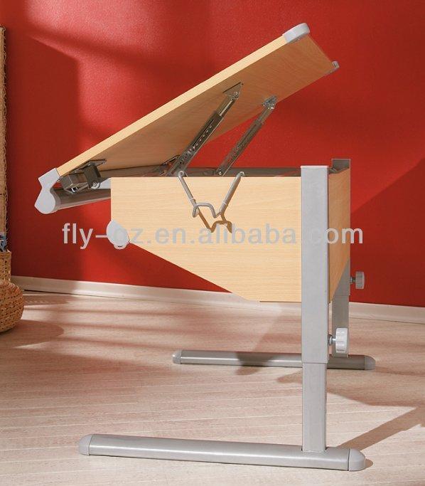 Tekentafel hoogte verstelbare tekentafel kantoor tafel tekentafel of 100 houten tafels product - Kantoor houten school ...