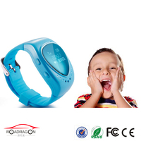 Waterproof gps tracker Real-time Tracking Two ways communication Android IOS kids baby Smart watch