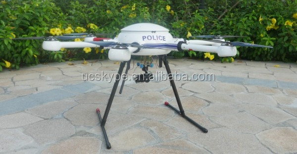 Promotional farming field unmanned GPS mapping survey drones with hd camera crop